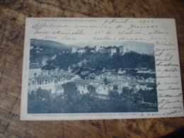 Granada Grenade 1903  Espagne Espana - Granada