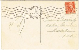 415 MERCURE SEUL SUR CPA - Poststempel (Briefe)