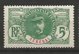 SENENEGAL N° 33 NEUF*  CHARNIERE / MH - Sénégal (1887-1944)