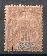 CONGO - YT N° 20 - Cote: 25,00 € - French Congo (1891-1960)