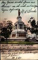 Cp Ciudad De Mexico Mexico City Mexiko Stadt, Monumento De Cuauhtemoc - Messico