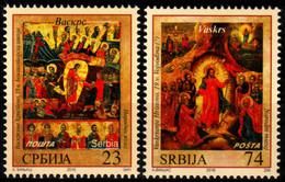 Serbia, 2016, Easter, Set, MNH, Mi# 655/56 - Serbie