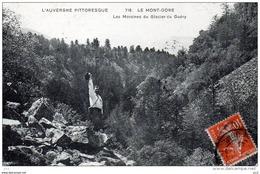 63 - LE MONT-DORE - Les Moraines Du Glacier Du Guéry - Le Mont Dore