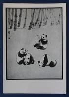 15934 China. Art. 1958 Pandas - Paintings