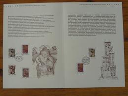 Document Officiel FDC 07-513 émission Conjointe Joint Issue France Armenia Medieval Architecture 2007 - Gemeinschaftsausgaben