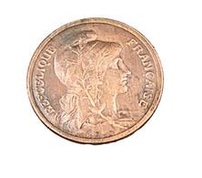 1 Centime - Dupuis - France - 1911 - Bronze - TB + - A. 1 Centime
