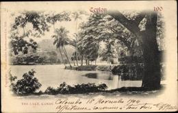 Cp Sri Lanka, Lake Kandy - Sri Lanka (Ceylon)