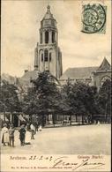 Cp Arnhem Gelderland Niederlande, Groote Markt - Pays-Bas