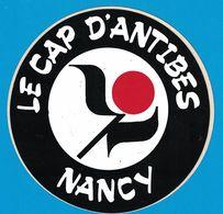 AUTOCOLLANT  LE CAP D'ANTIBES NANCY - Aufkleber