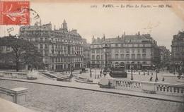 PARIS LA PLACE LAFAYETTE ND PHOTO - Markten, Pleinen