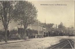 Avranches - Les Hotels De La Gare - Avranches