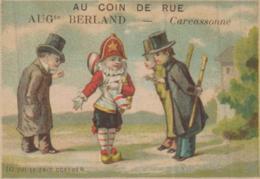 CHROMO CARCASSONNE  @ COIN DE RUE @ - Carcassonne