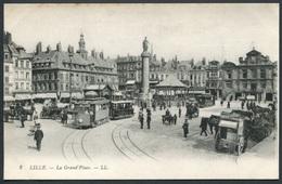 Lille - La Grand'Place - LL N°2 - Voir 2 Scans - Lille