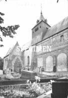 Kerk Noordzijde Romaans Gedeelte 12e Eeuw - Wulveringem - Veurne