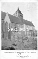 Kerk Noordkant - Wulveringem - Veurne