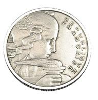 100 Francs - Cochet  -  France - 1956 B  - Cup-Ni - TTB + - N. 100 Franchi