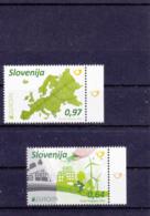 2016 - Europa Cept - Slovenie - Slovenija - N° YT 1019 Et 1020** - Europa-CEPT