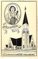 H. Laurentiuskerk - Wielsbeke - Wielsbeke