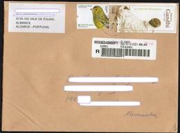 Portugal (+Madeira) 2019  R-Brief / Letter Europa  MiNr. 4552 + ; Mahatma Gandhi, +  ; Size: 21,5x16cm,  Postage !! - 1910-... Republik