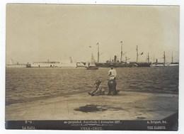 Photo  A. BRIQUET MEXICO -  VERA CRUZ - La Rada - 1897 - Ancianas (antes De 1900)