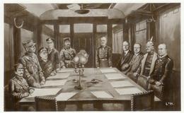 Cpa 60 Rethondes Forêt De Compiègne , Signature De L'armistice Le 11 Novembre 1918 , Guerre 14 - Guerra 1914-18