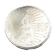 10 Euro - France - 2009 - Sup - Argent- - France