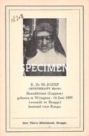 E. Zr. M.-Jozef - Hurtekant Marie  - Wingene - Wingene