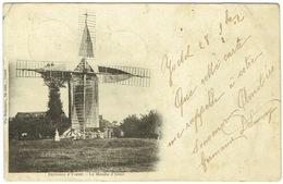 CPA - 76 - ECTOT LES BAONS - Minoterie - Le Moulin ( Etait Situé 40 Rue Du Moulin ) - Elbeuf
