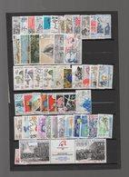 Lot De 50 Timbres Oblitérés Français Années 1970-80 (PPP1610) - France