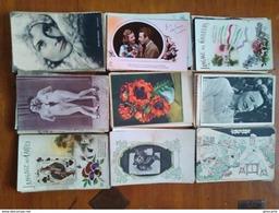 Lot D'environ 100 Cpa Fantaisie - 100 - 499 Cartes