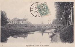 Montargis : Pont De La Chaussée - Montargis