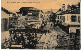 TURQUIE Grande Route Au Balouk Bazar MERSINE - Turquie