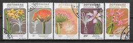 Botswana N° 345/49 YVERT OBLITERE - Botswana (1966-...)