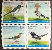 Pakistan 2001 Birds MNH - Vögel