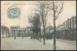 Bourg-la-Reine - Place Condorcet - D. W. D. N°10 - Voir 2 Scans - Bourg La Reine