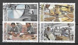 Bophutatswana N° 29/32 YVERT OBLITERE - Bophuthatswana