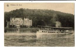 CPA Carte Postale-Belgique-Château De Dave --1914 VM12620 - Profondeville