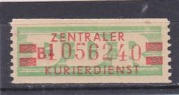DDR, Dienst: ZKD Nr. 31aII B**,  (T 14266) - DDR