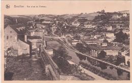 CPA N&b BOUILLON - Vue Prise Du Château - Bouillon