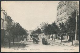 Bourg-la-Reine - La Grande-Rue - Collections ND Phot. N°8 - Voir 2 Scans - Bourg La Reine