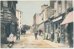 PARIS XX° - Rue Du Surmelin - Arrondissement: 20