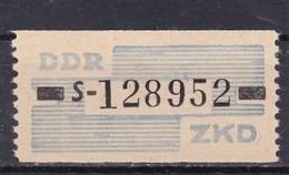 DDR, Dienst: ZKD Nr. 26 S**,  (T 14245) - DDR