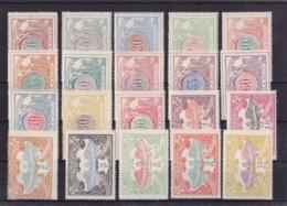Timbres CHEMIN DE FER  TR28/47XX - 1895-1913