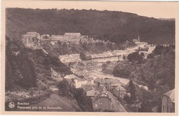 CPA N&b BOUILLON - Panorama Pris De La Ramonette - Bouillon