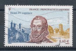 4698 : Henri IV Coprince D'Andorre - France