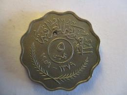 Iraq: 5 Fils 1959 - Iraq