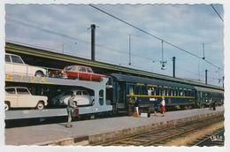 Chemin De Fer -     Train Auto-Couchettes - Zubehör