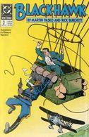 Blackhawk  N° 3  By Martin Pasko And Rick Burchett    ( Vo ) - DC