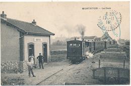 MONTHION - La Gare - Other Municipalities