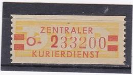 """DDR, Dienst: ZKD Nr. 19 O**, """"N"""" (T 14272) - DDR"""
